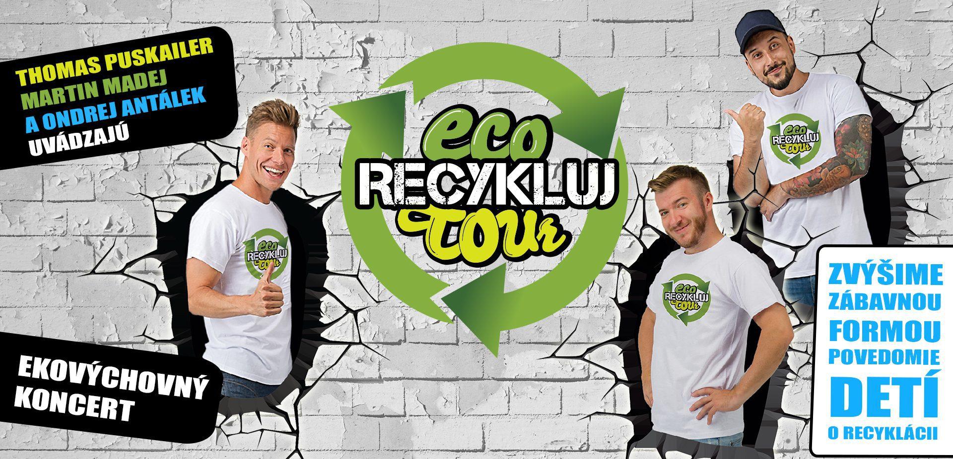 Eco Recykluj Tour